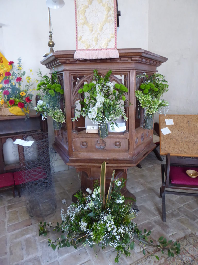 St Margaret and St Remigius Flower Festival May 2019