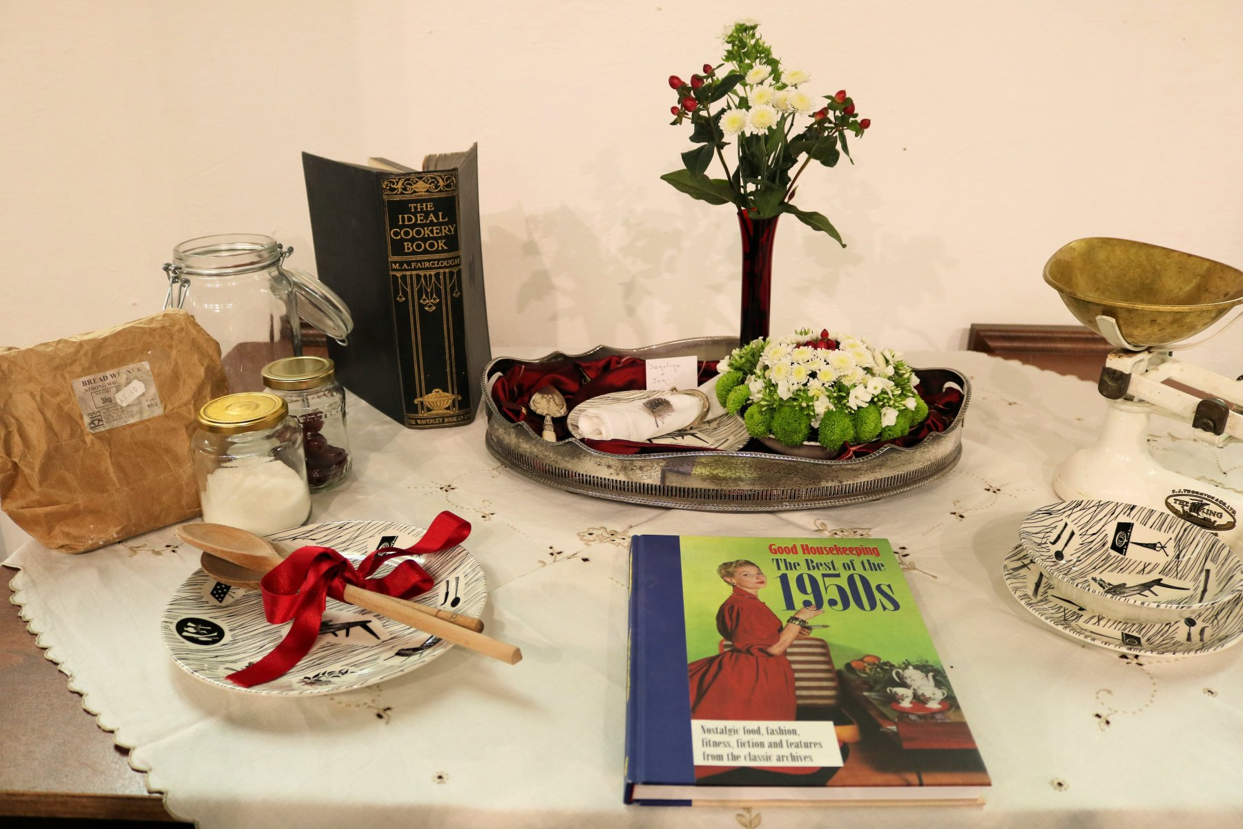 1950's cookery
